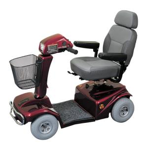 Electric Mobility Rascal 388 Deluxe Mobility Scooter