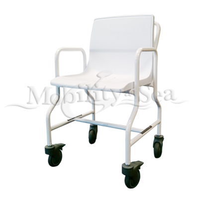 Fixed Height Wheeled Shower Chair