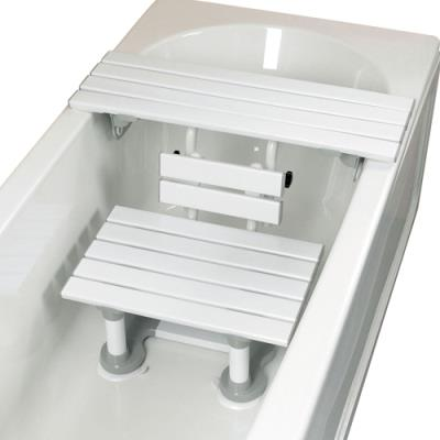 Combined Bath Bench & Seat