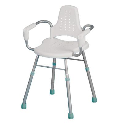 Perching Stool / Shower Stool (non-disabled cabin)