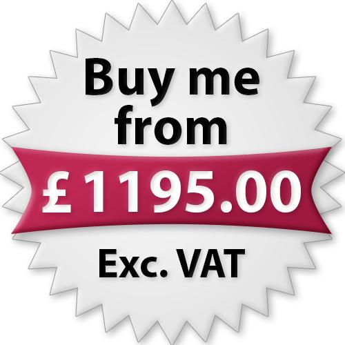 Buy me from £1195.00 Exc. VAT