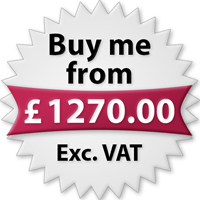 Buy me from £1270.00 Exc. VAT