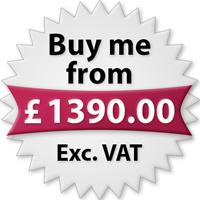Buy me from £1390.00 Exc. VAT