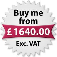 Buy me from £1640.00 Exc. VAT