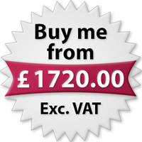 Buy me from £1720.00 Exc. VAT
