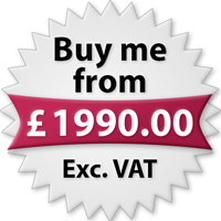 Buy me from £1990.00 Exc. VAT