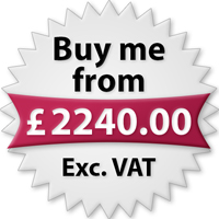 Buy me from £2240.00 Exc. VAT