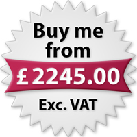 Buy me from £2245.00 Exc. VAT