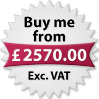 Buy me from £2570.00 Exc. VAT