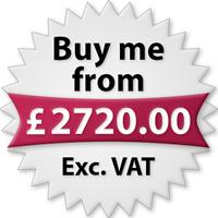 Buy me from £2720.00 Exc. VAT