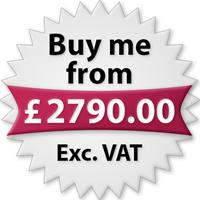 Buy me from £2790.00 Exc. VAT