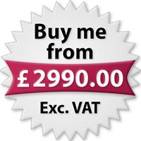 Buy me from £2990.00 Exc. VAT