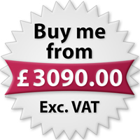 Buy me from £3090.00 Exc. VAT