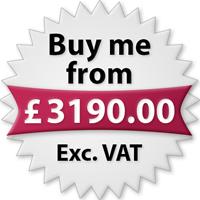 Buy me from £3190.00 Exc. VAT