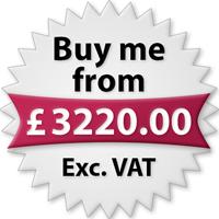 Buy me from £3220.00 Exc. VAT