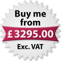 Buy me from £3295.00 Exc. VAT