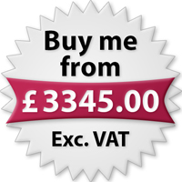 Buy me from £3345.00 Exc. VAT