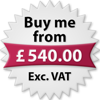 Buy me from £540.00 Exc. VAT