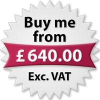 Buy me from £640.00 Exc. VAT