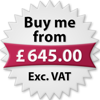 Buy me from £645.00 Exc. VAT
