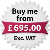Buy me from £695.00 Exc. VAT