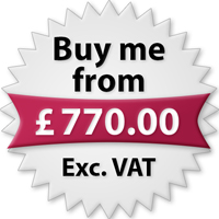 Buy me from £770.00 Exc. VAT