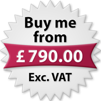 Buy me from £790.00 Exc. VAT
