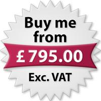 Buy me from £795.00 Exc. VAT