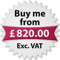 Buy me from £820.00 Exc. VAT