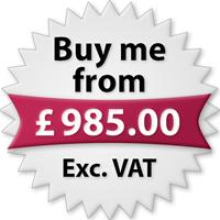 Buy me from £985.00 Exc. VAT