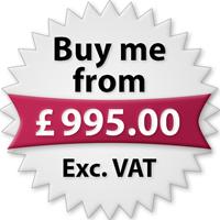 Buy me from £995.00 Exc. VAT
