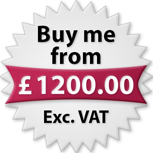 Buy me from £1200.00 Exc. VAT