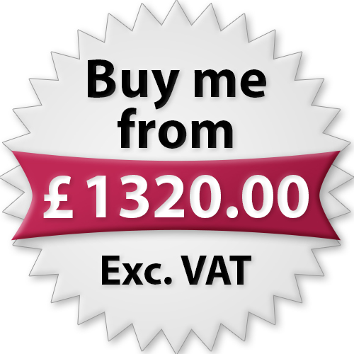 Buy me from £1320.00 Exc. VAT