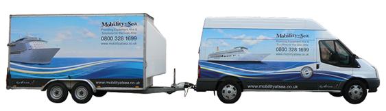 Mobility at Sea van